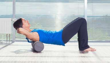 How to Use a Foam Roller for Back Pain?