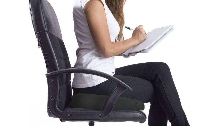 Can a seat cushion relieve pain?