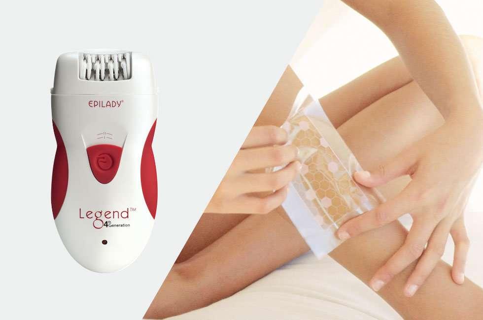 epilator vs waxing