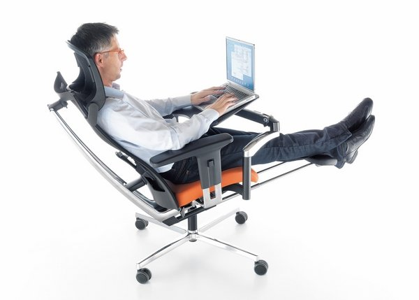ergonomic office chair in India