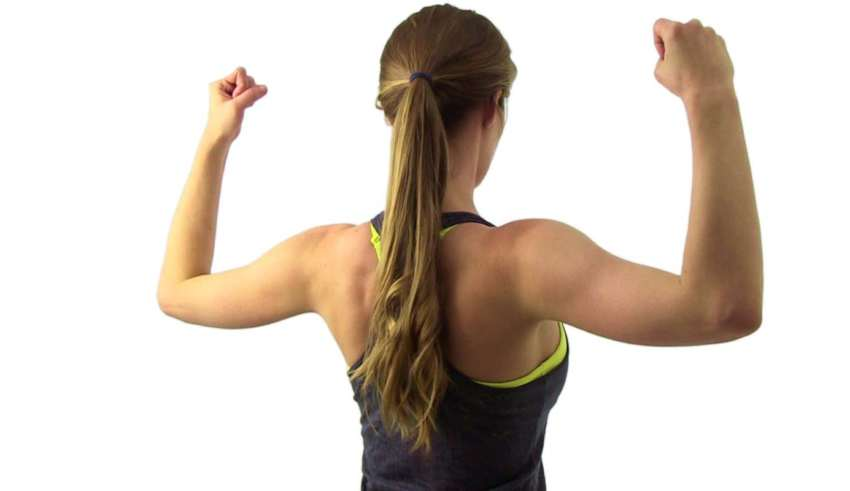 Five steps to a stronger back