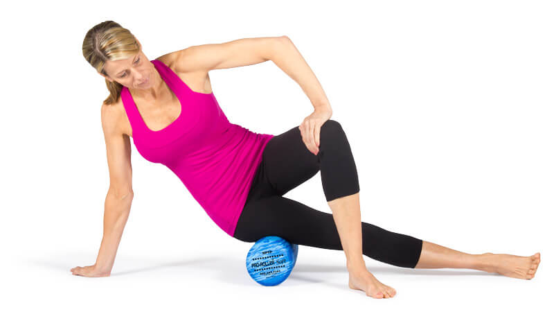 seven ways to fix your back with a foam roller