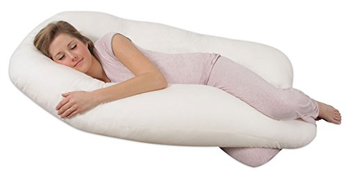 Leachco Back 'N Belly Contoured Body Pillow