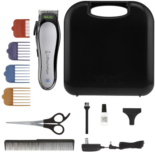 Wahl Dog/Pet Home Grooming Rechargeable Clipper Kit