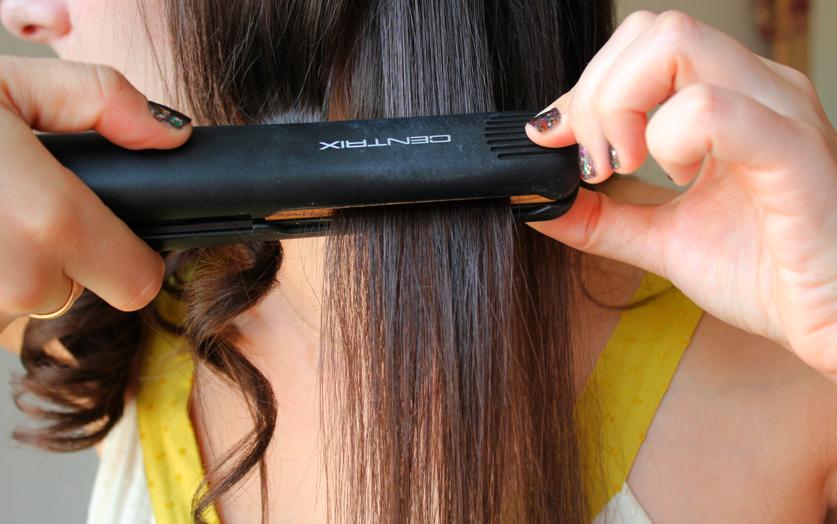 5 Best Flat Iron Techniques To Curl Short Hair Health Best Reviews