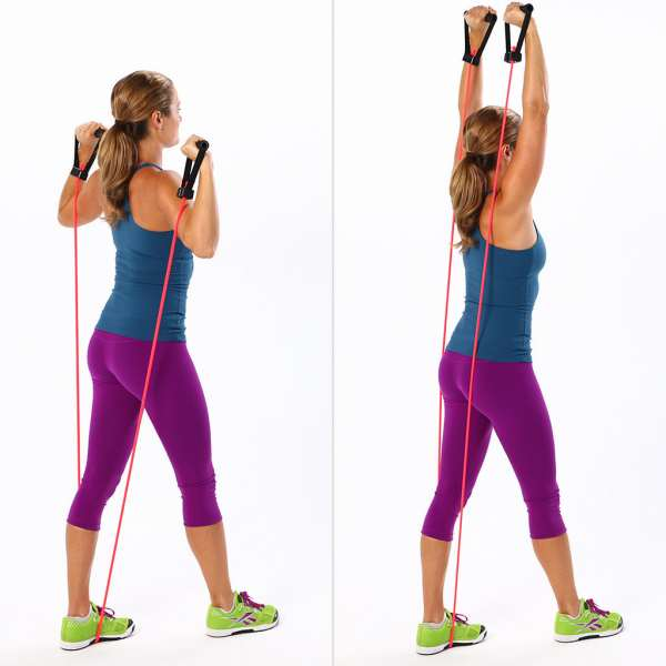 Top 5 Resistance Band Exercises