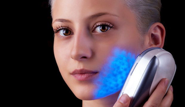 What is blue light therapy?